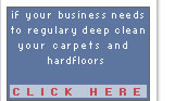 Deep Clean Carpets